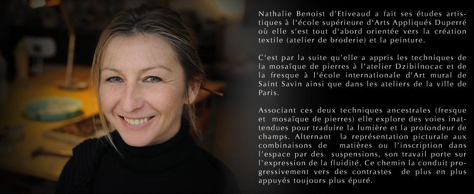 Nathalie Benoist d'Etiveaud